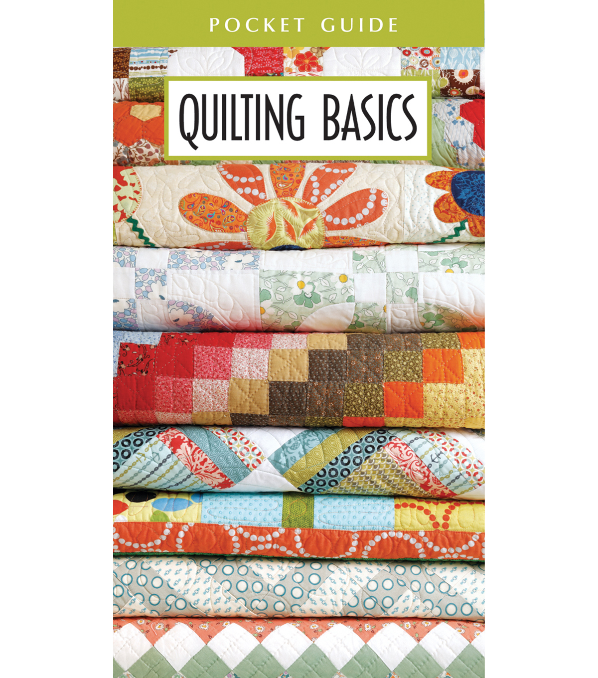 Leisure Arts-Quilting Basics Pocket Guide