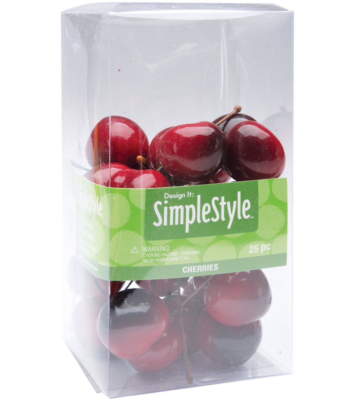 Design It Simple Decorative Fruit-Mini Cherries