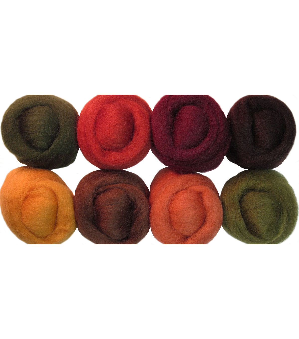 Wistyria Editions Ultra Fine Wool Roving, Timberland