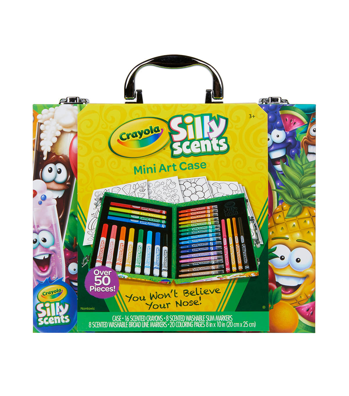 Crayola Silly Scents Mini Inspiration Art Case