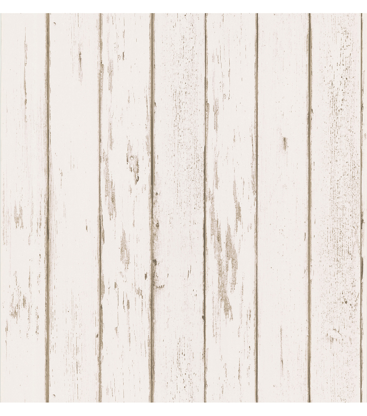 Yarmouth Cream Rustic Wood Paneling Wallpaper