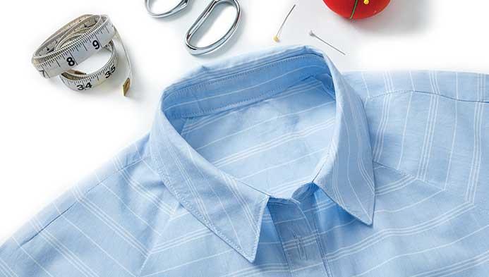 Sew A Collared Shirt
