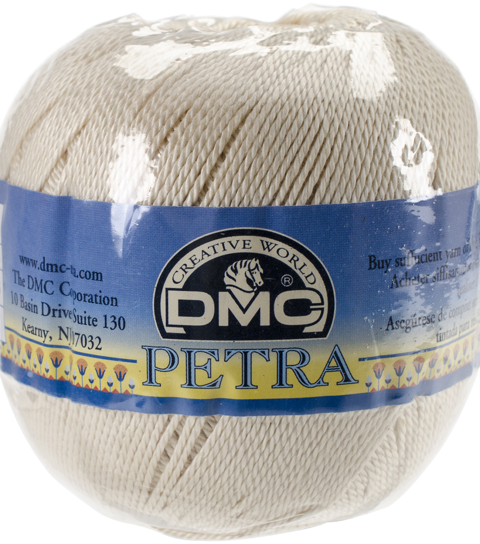 Dmc Petra Size 3 Crochet Cotton Thread Joann