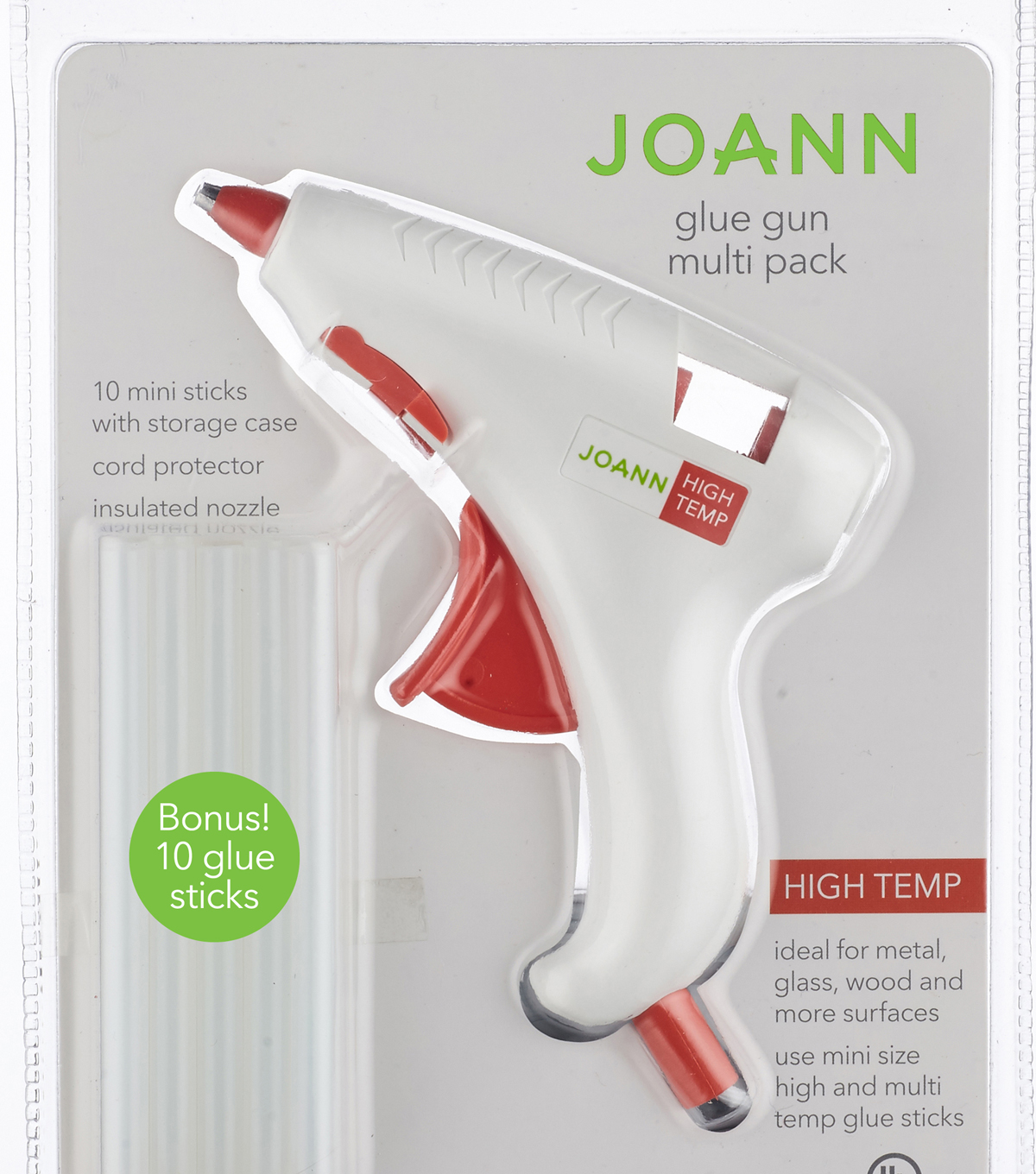 Mini High Temp Glue Gun Multi Pack