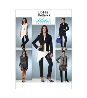 Butterick Misses Casual-B6142