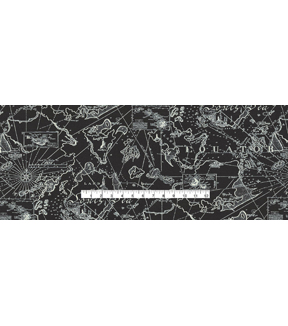 Tommy Bahama Outdoor Fabric 54\u0022-South Seas Ebony