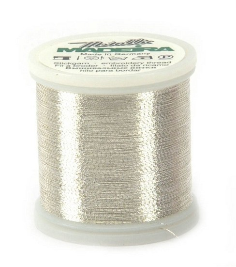 Madeira Metallics Thread Refills