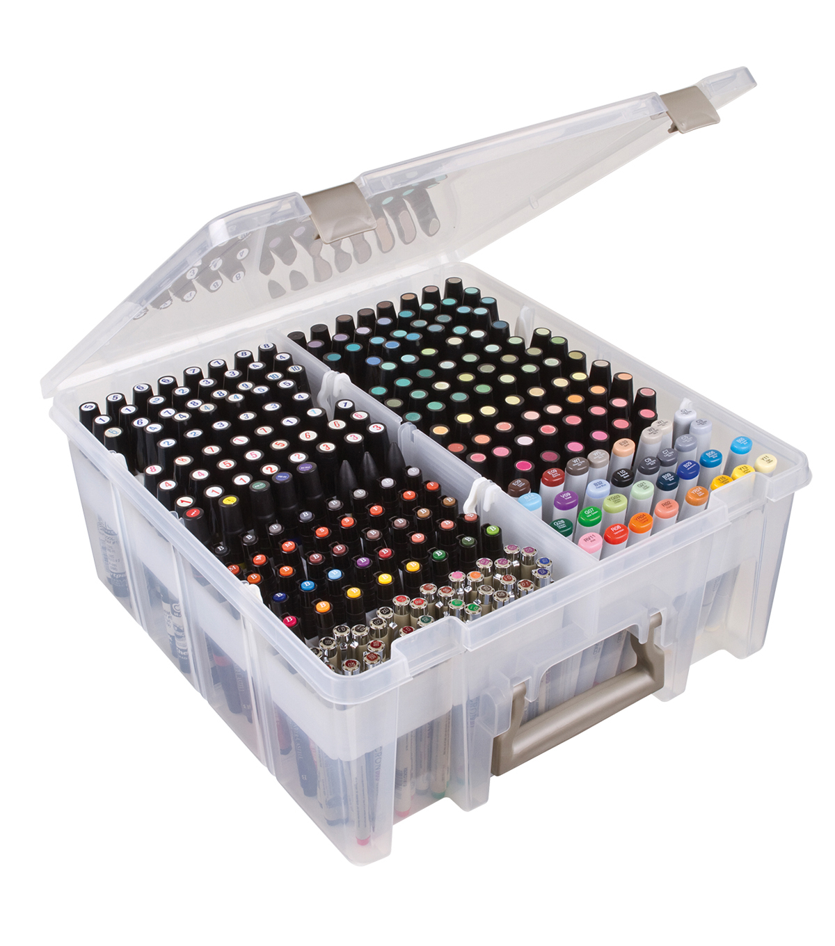 ArtBin Double Deep Box with Removable Dividers