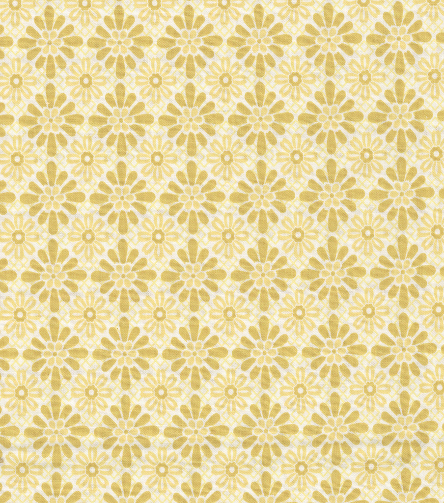 Keepsake Calico Cotton Fabric 44\u0022-Koshi Lemon