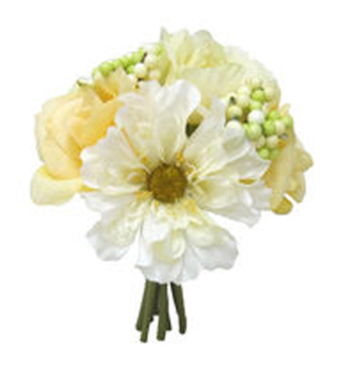Bloom Room Rose, Peony, Daisy & Berry Mixed Stem Bundle