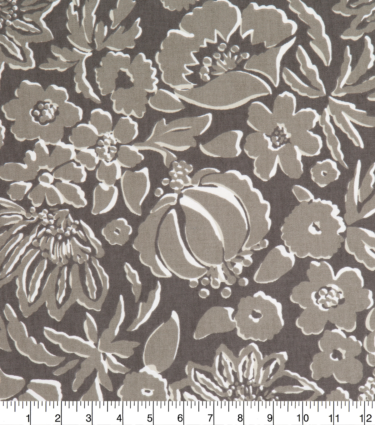 Robert Allen @ Home Print Swatch 55\u0022-Thea Damask Birch