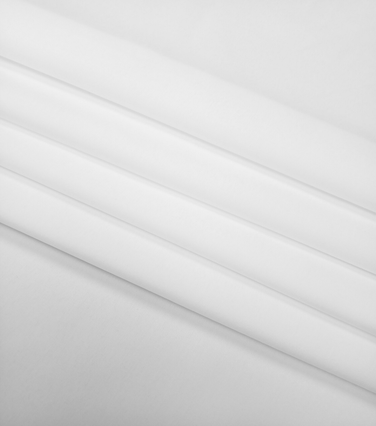 Posh Lining Fabric 57\u0022-Solid White