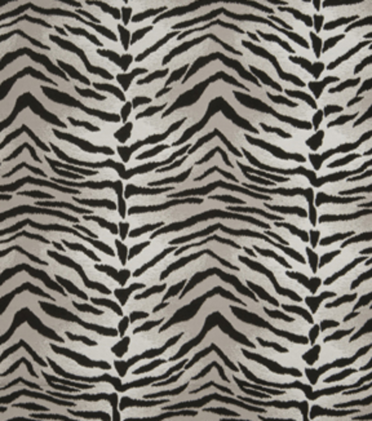 Eaton Square Upholstery Fabric 54\u0022-Tiger / Graphite