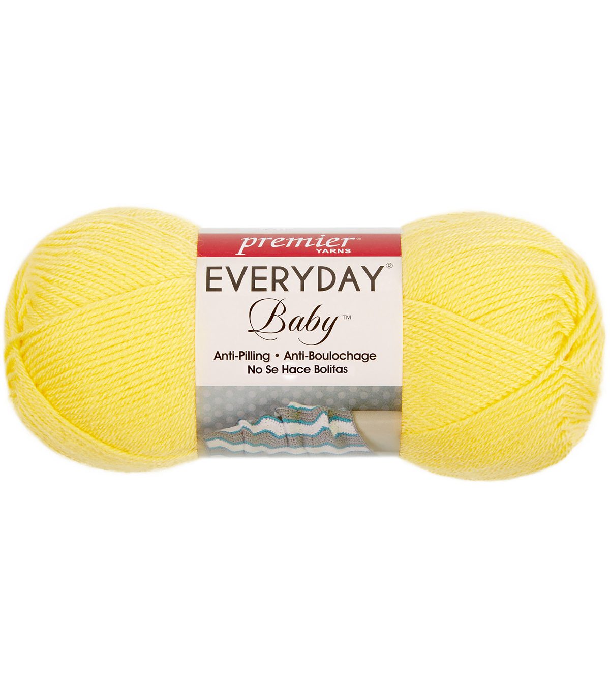 Premier Yarns Everyday Baby Yarn, Yellow