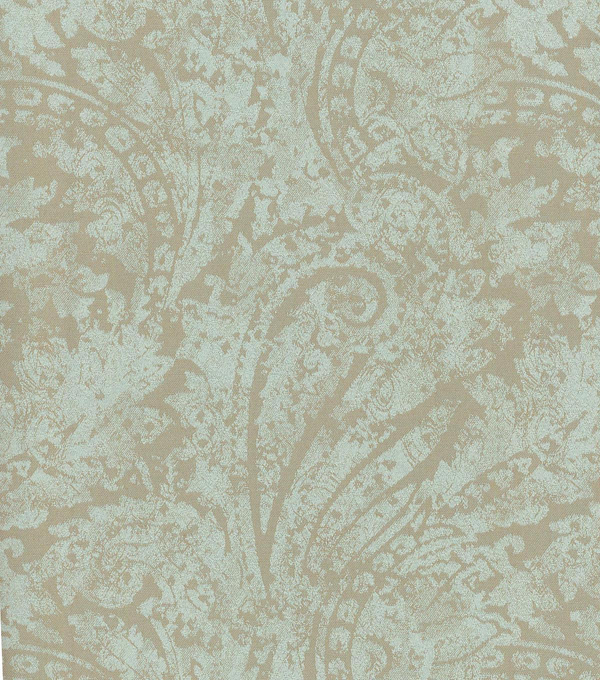 Waverly Uphostery 8x8 Fabric Swatch-Burnished Scroll/Patina