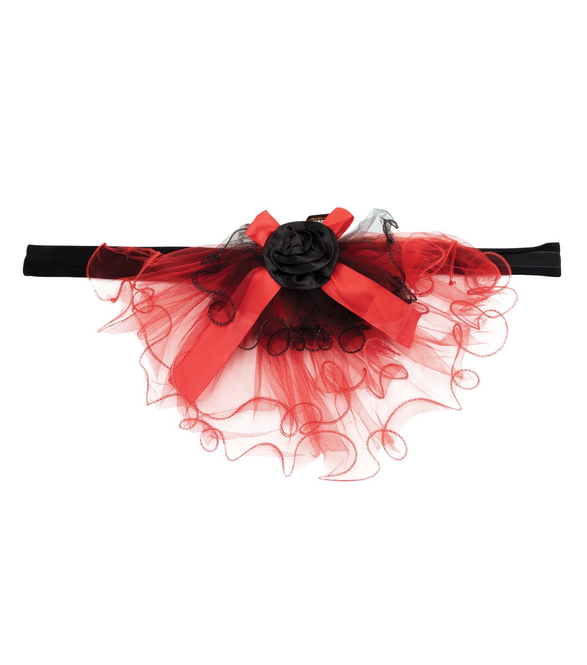 Maker\u0027s Halloween Pet Costume-Tutu Ladybug Large/X-Large