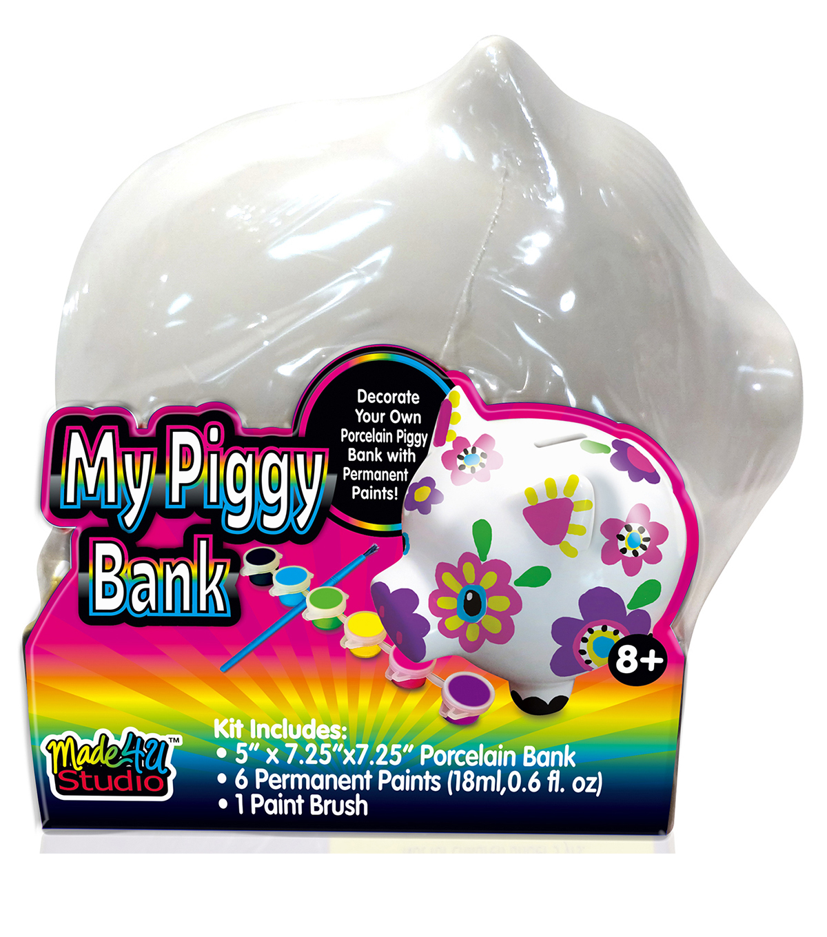 Made 4 U Studio-My Piggy Bank