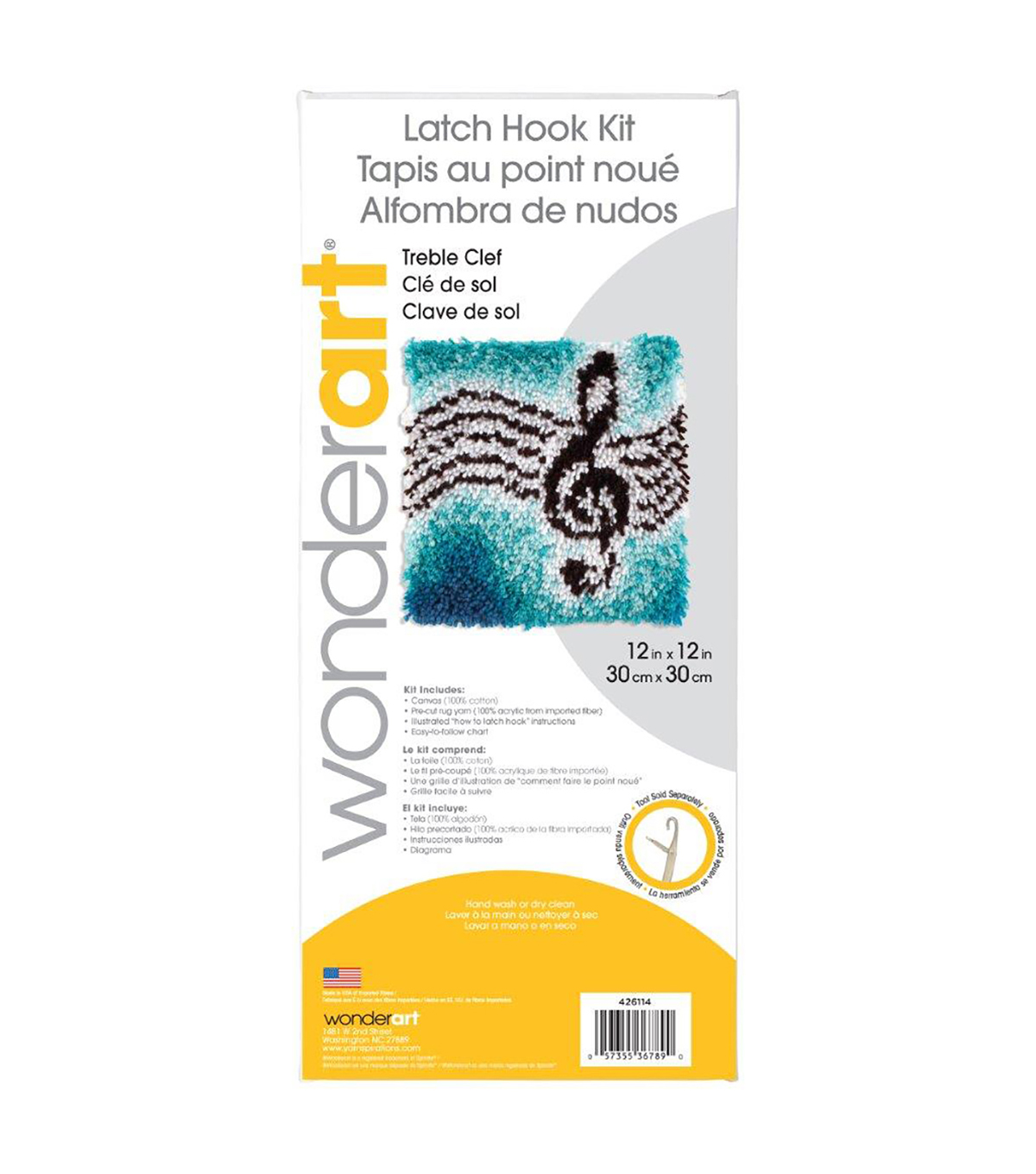 everything latch hook kits