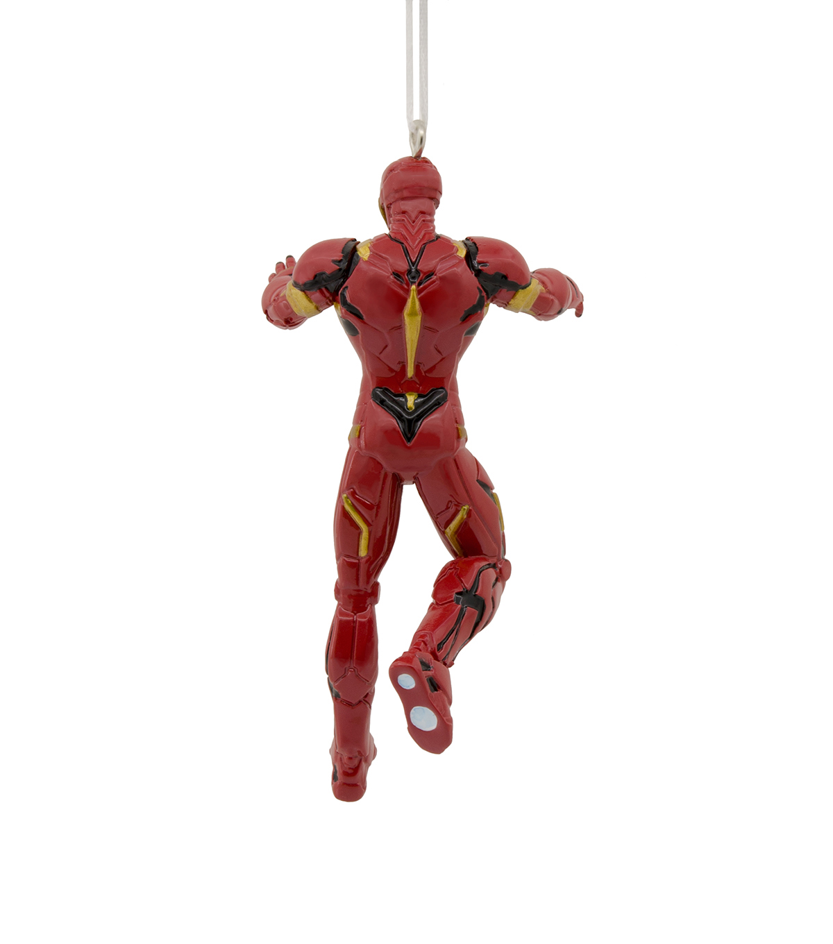 Hallmark Ornament-Resin Figural Iron Man
