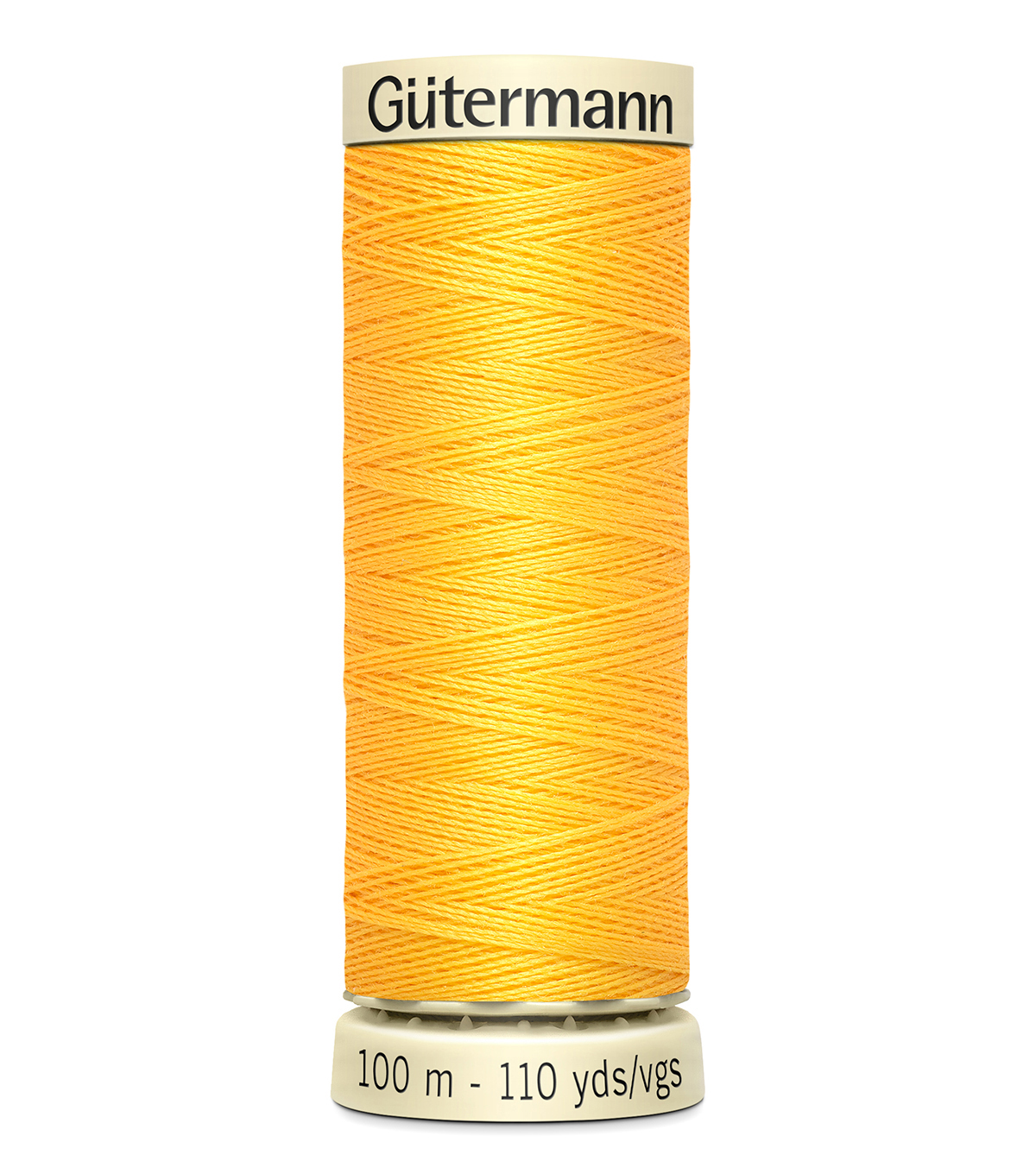 Gutermann Sew All Polyester Thread 110 Yards-Oranges & Yellows , Saggrono #855