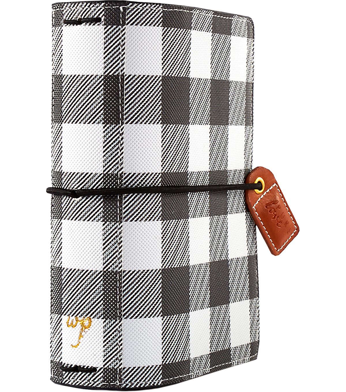 Webster\u0027s Pages Color Crush Pocket Traveler\u0027s Planner-Buffalo Plaid