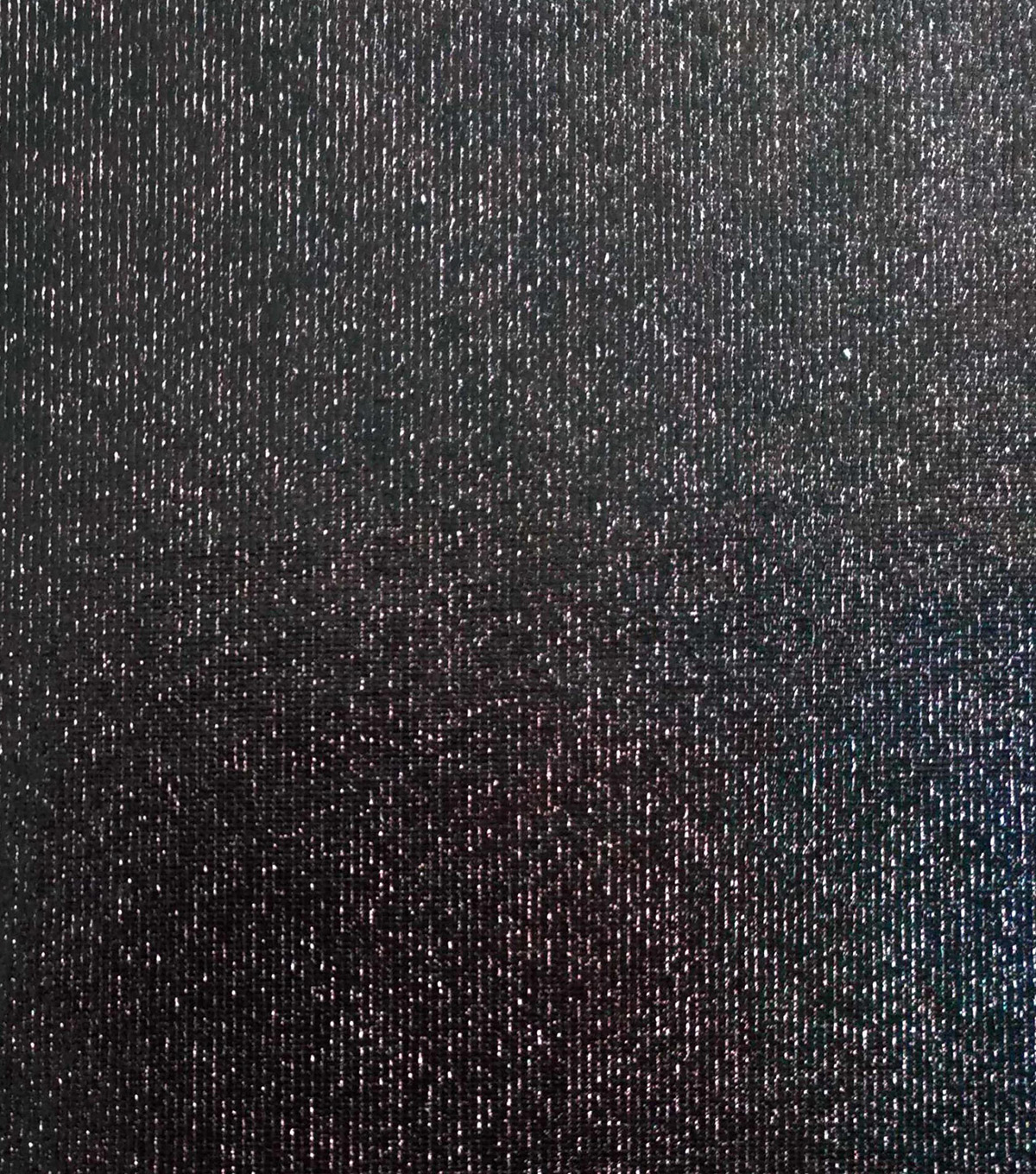Halloween Metallic Polyester Spandex Fabric 59\u0027\u0027-Black
