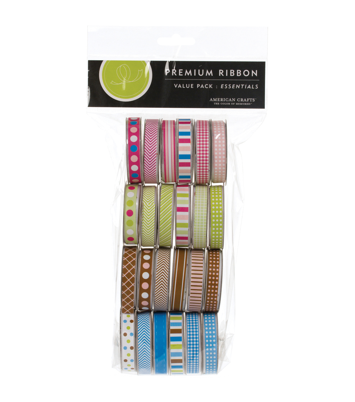 24pk Basics Ribbon