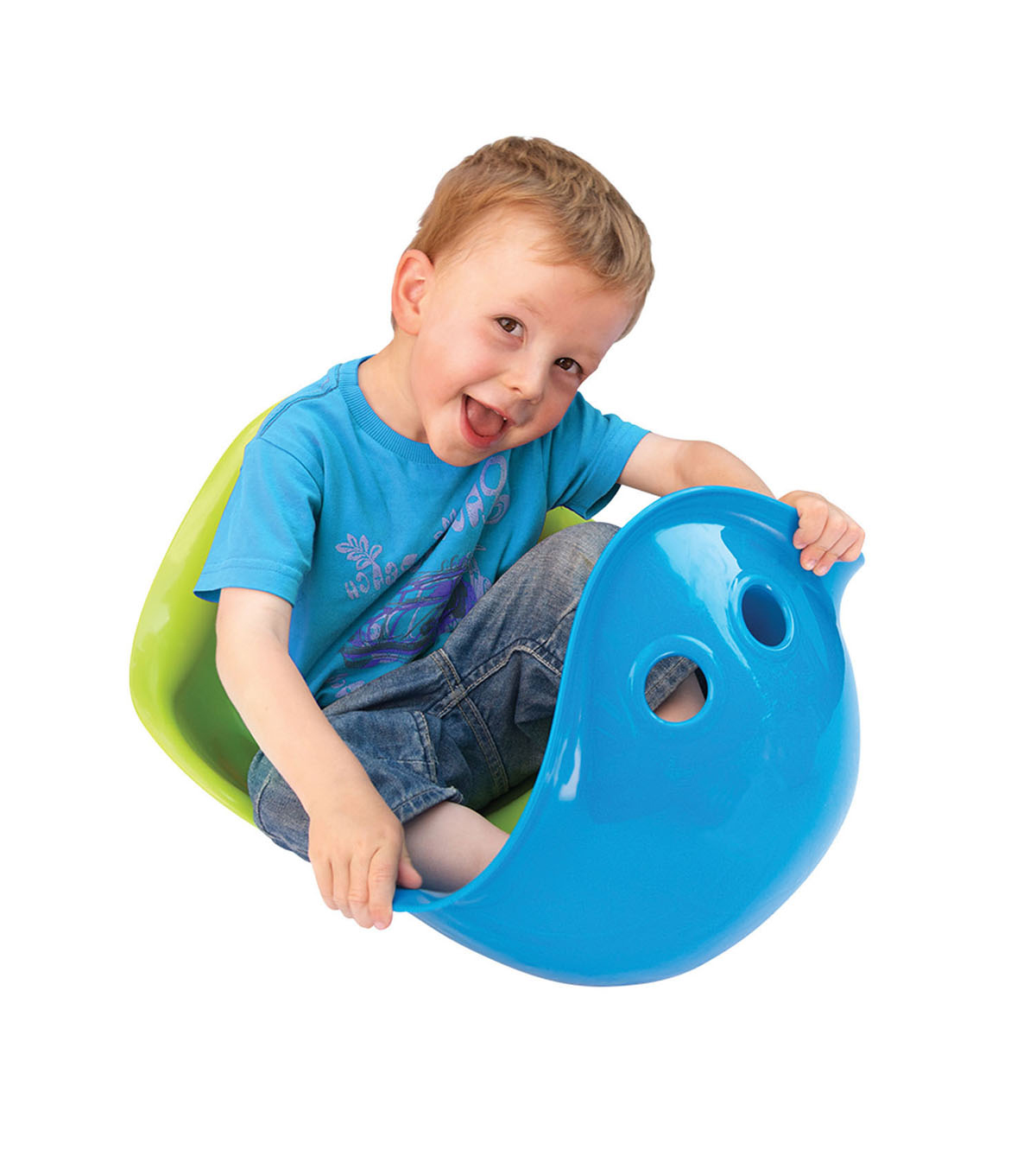Kid O Bilibo Child\u0027s Seat - Blue