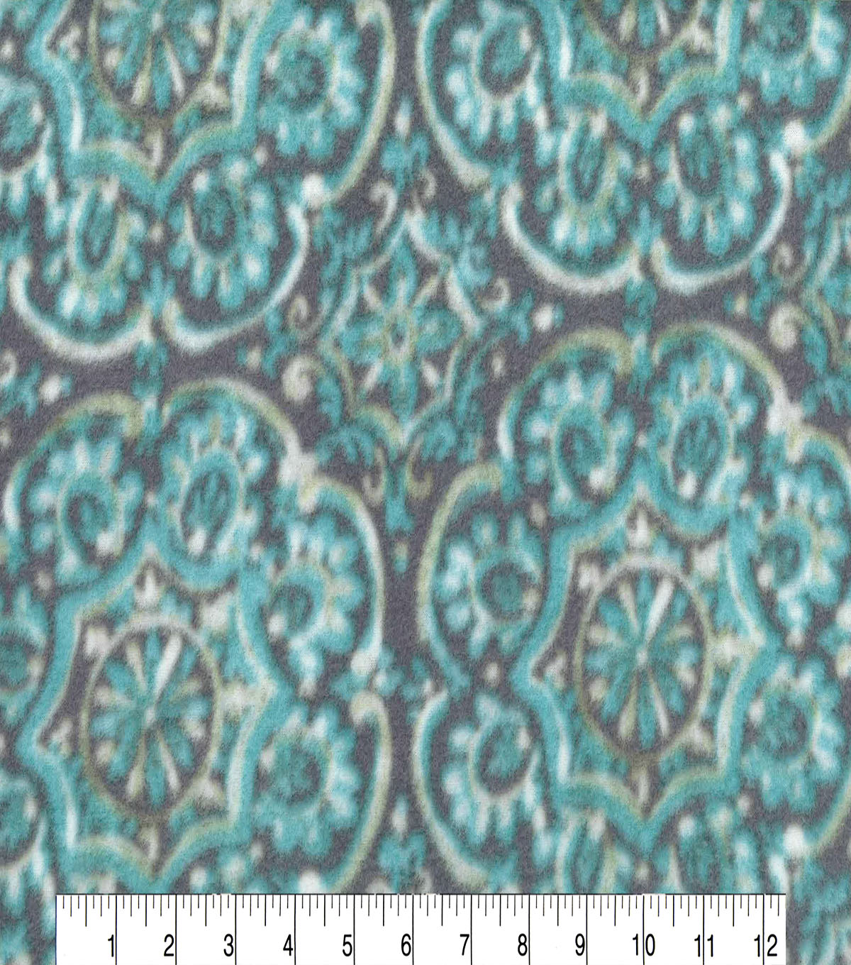 Anti-Pill Fleece Fabric 59\u0022-Westphalia Seaside