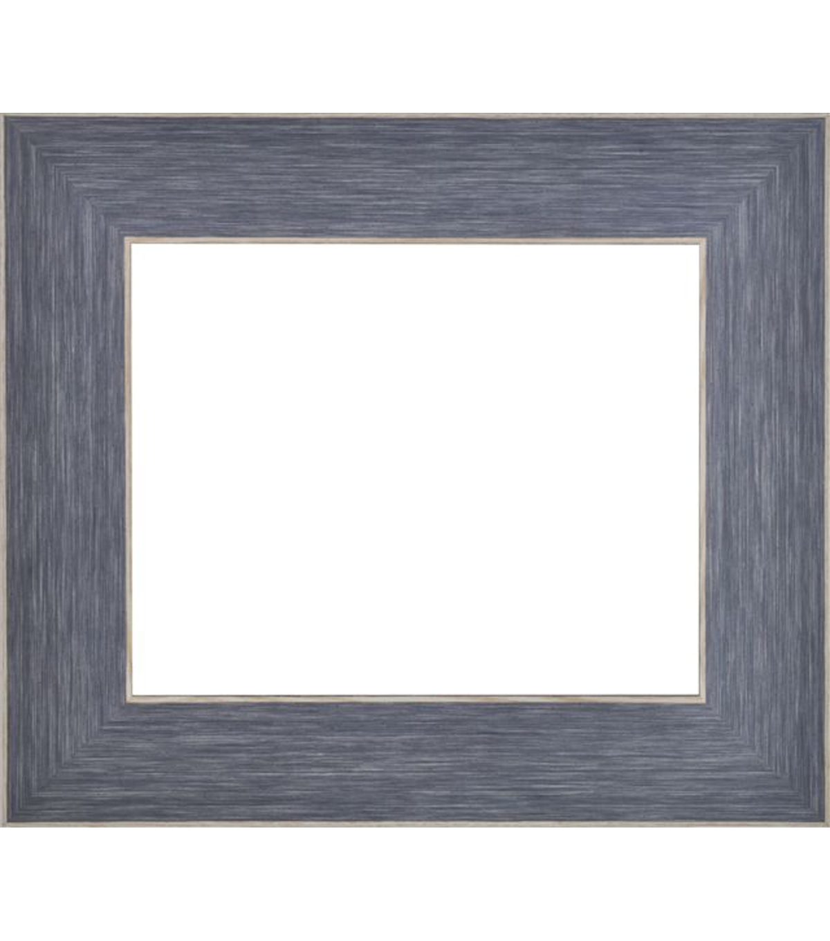 Glam Frames 8 X 10 Distressed Frame Blue Joann
