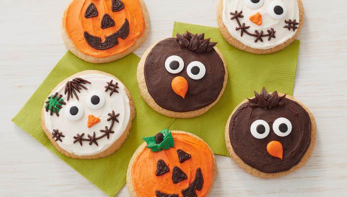 Kids' Halloween Treats