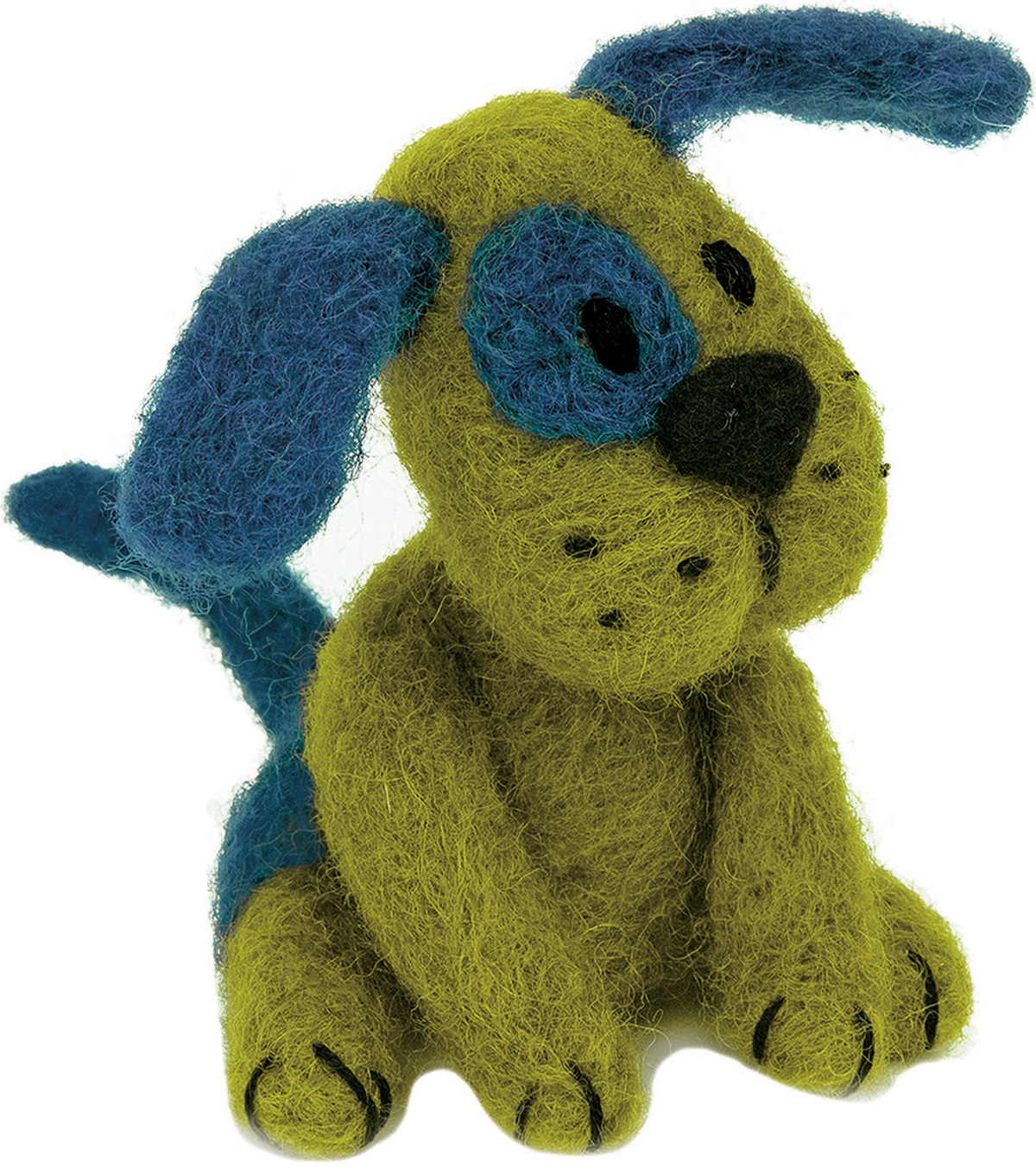 Feltworks Needle Felting Kit-Dog