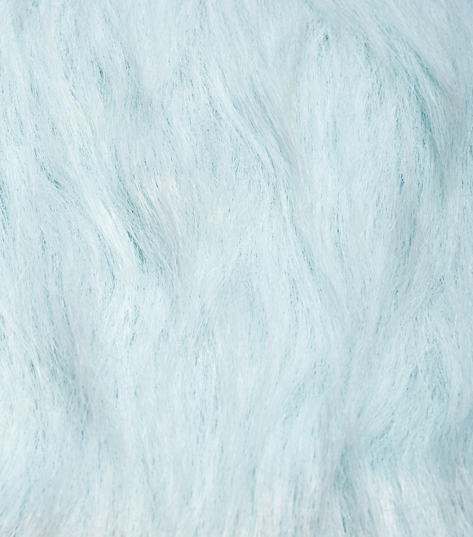 Fashion Faux Fur Fabric 59 U0022 Light Blue