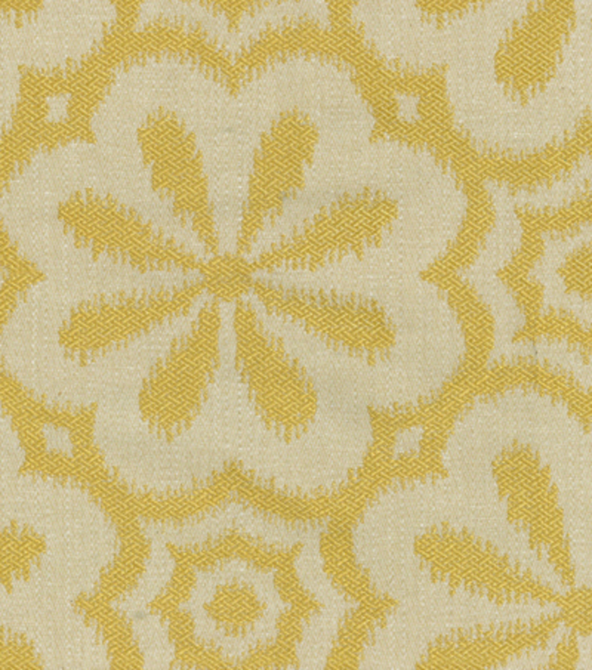 Home Decor 8\u0022x8\u0022 Fabric Swatch-HGTV HOME Mod Metal Gold