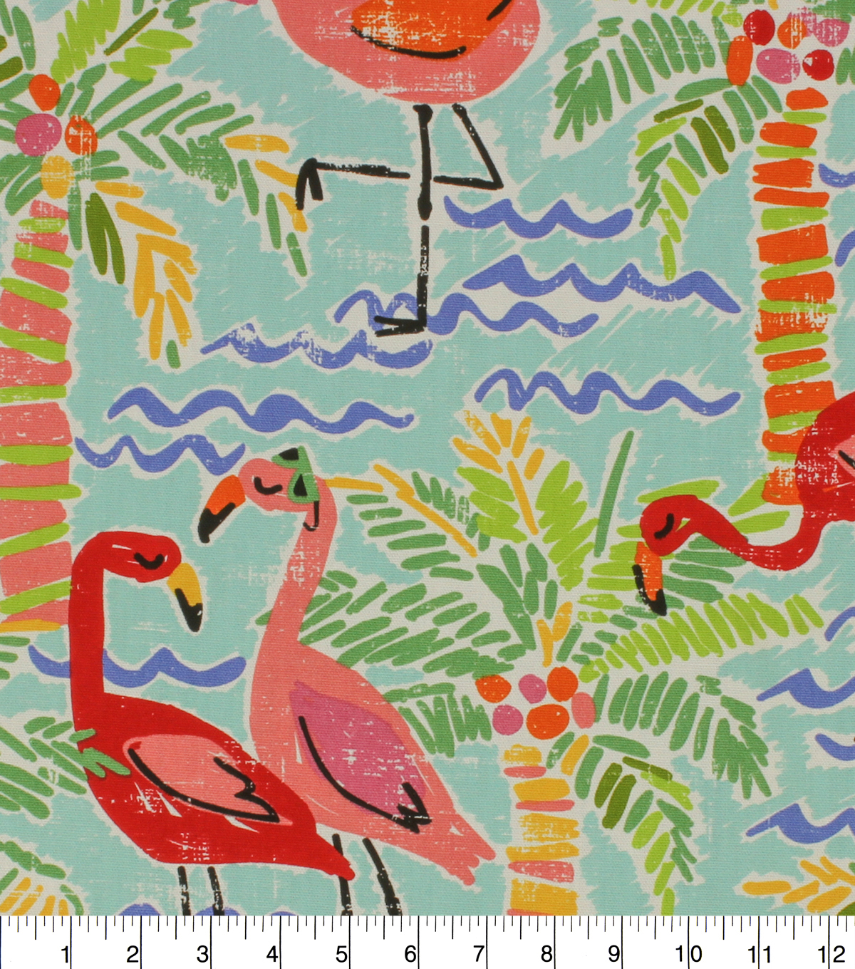 Home Essentials Décor Fabric-Magpie Punch