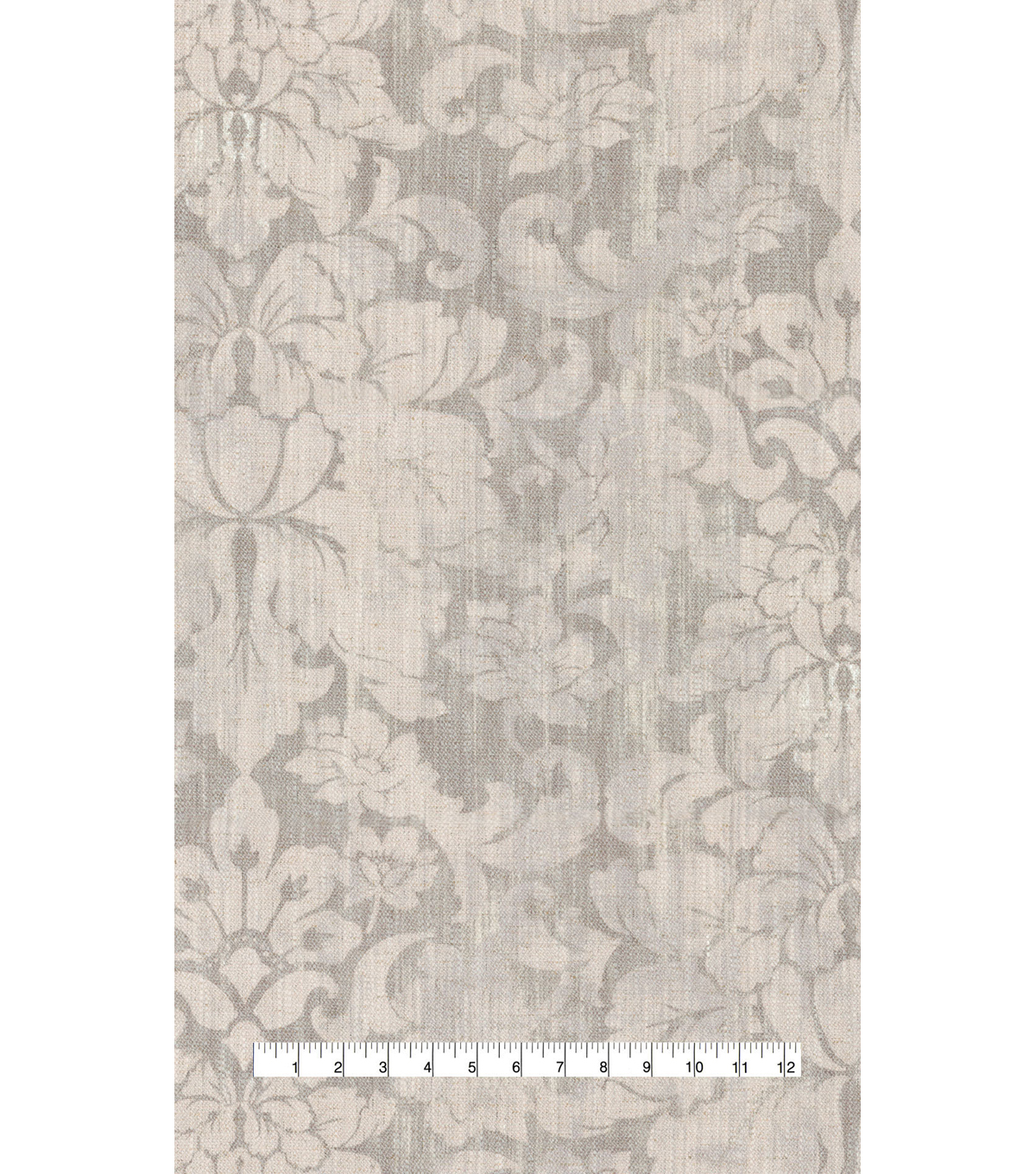 Waverly Upholstery Fabric 54\u0022-Air Kiss Smoke