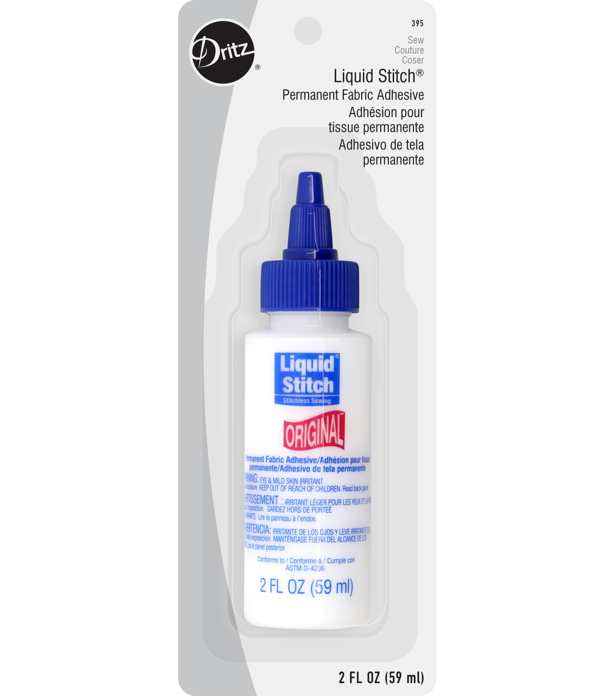 Dritz Liquid Stitch 2 Fl Oz