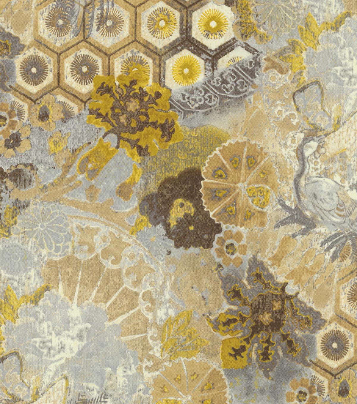 Home Decor 8\u0022x8\u0022 Swatch Fabric-Tracy Porter Windflower Silver Cloud