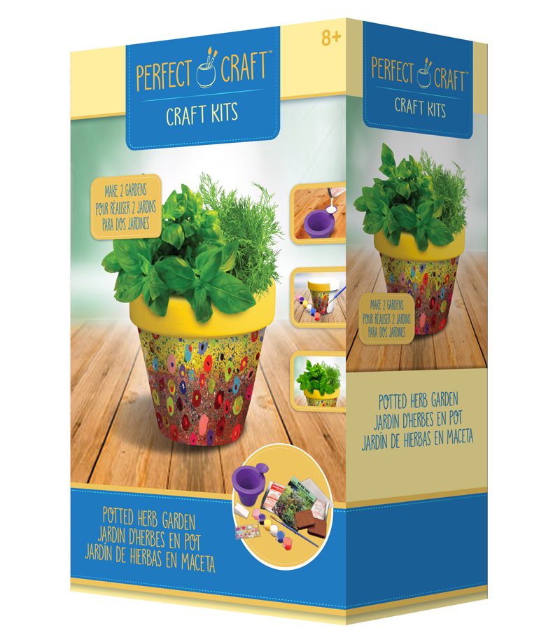 Perfect Craft Herb Garden