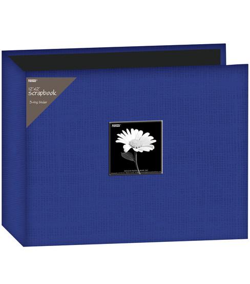 pioneer 12 x12 fabric 3 ring binder album joann
