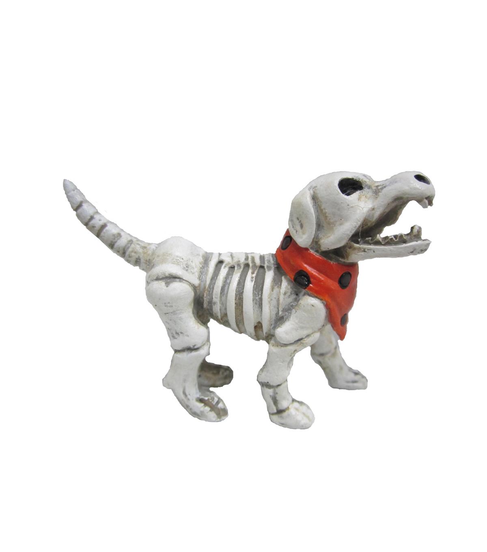 makeru0027s halloween littles dog skeleton