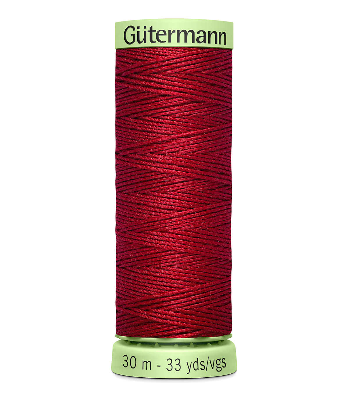 Top Stitch Heavy Duty Thread 33 Yards-, 435 Cranberry