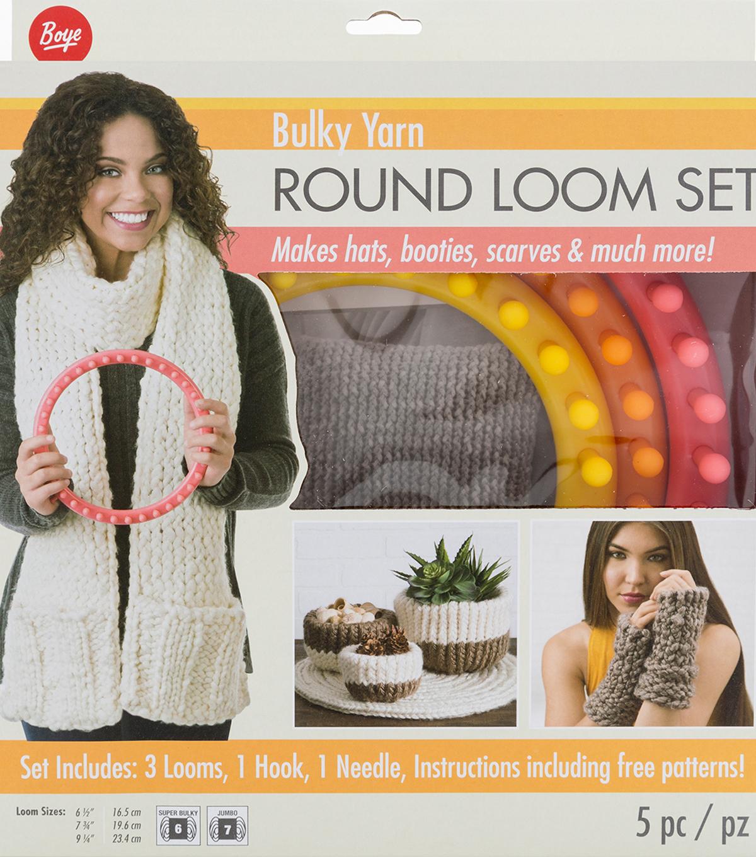Boye Circular Bulky Loom Set | JOANN