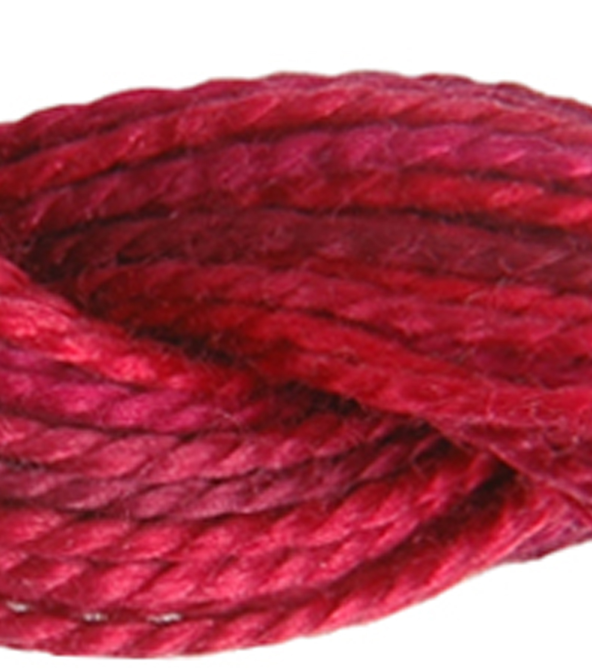 DMC Pearl Cotton Thread 27 Yds Size 5, Radiant Ruby