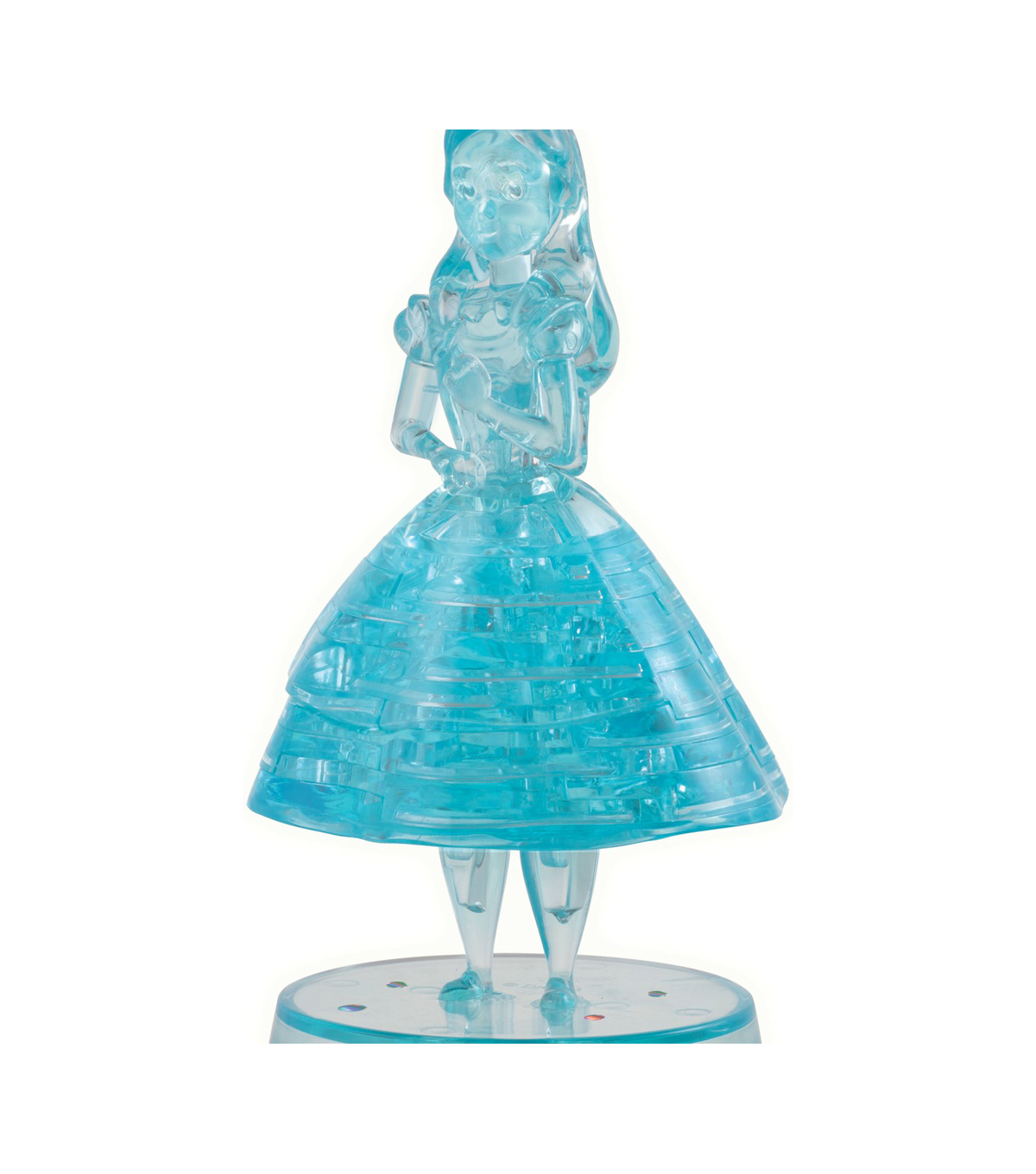 BePuzzled Disney Alice 3D Crystal Puzzle