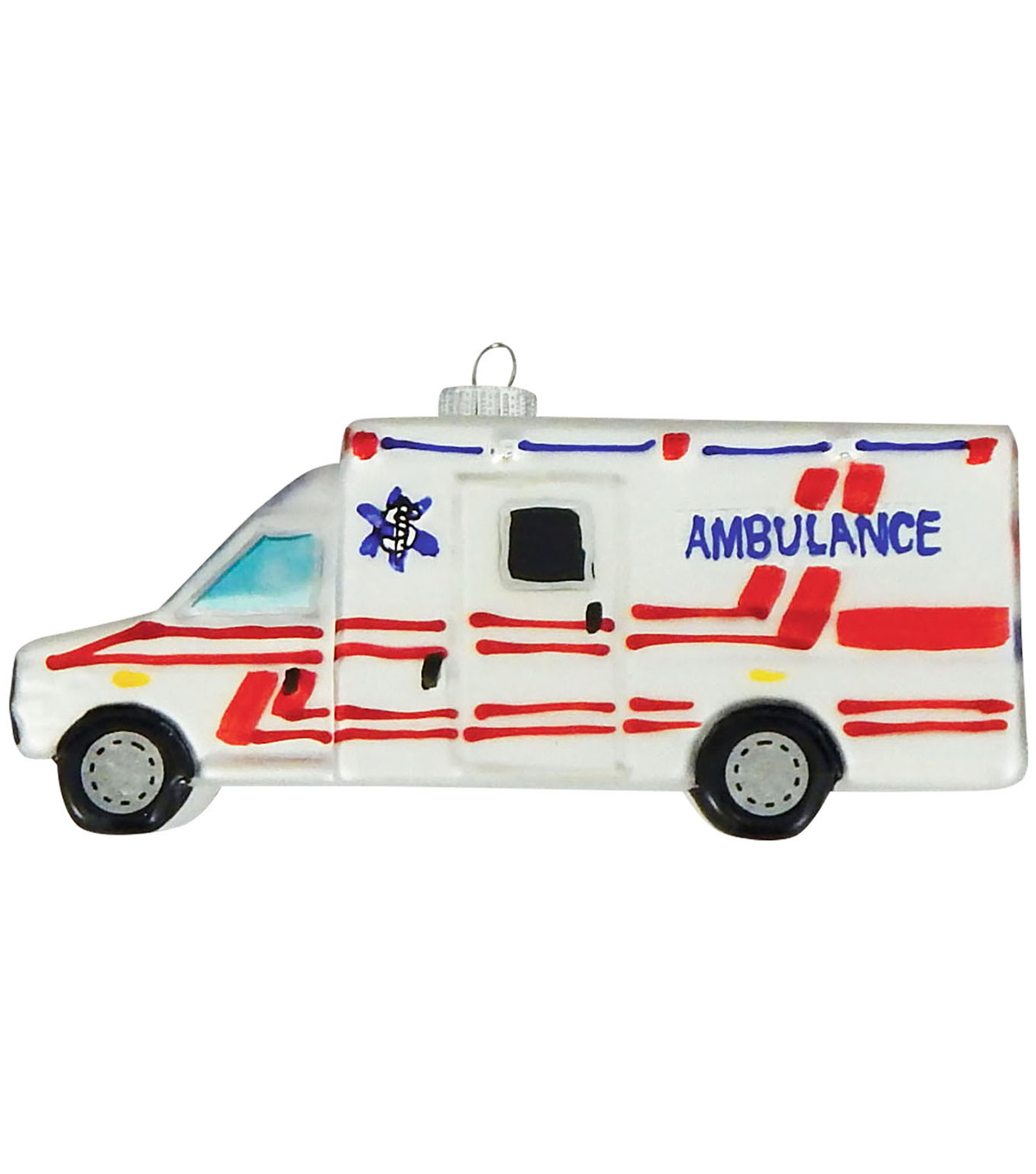 Maker\u0027s Holiday Ornament-Ambulance