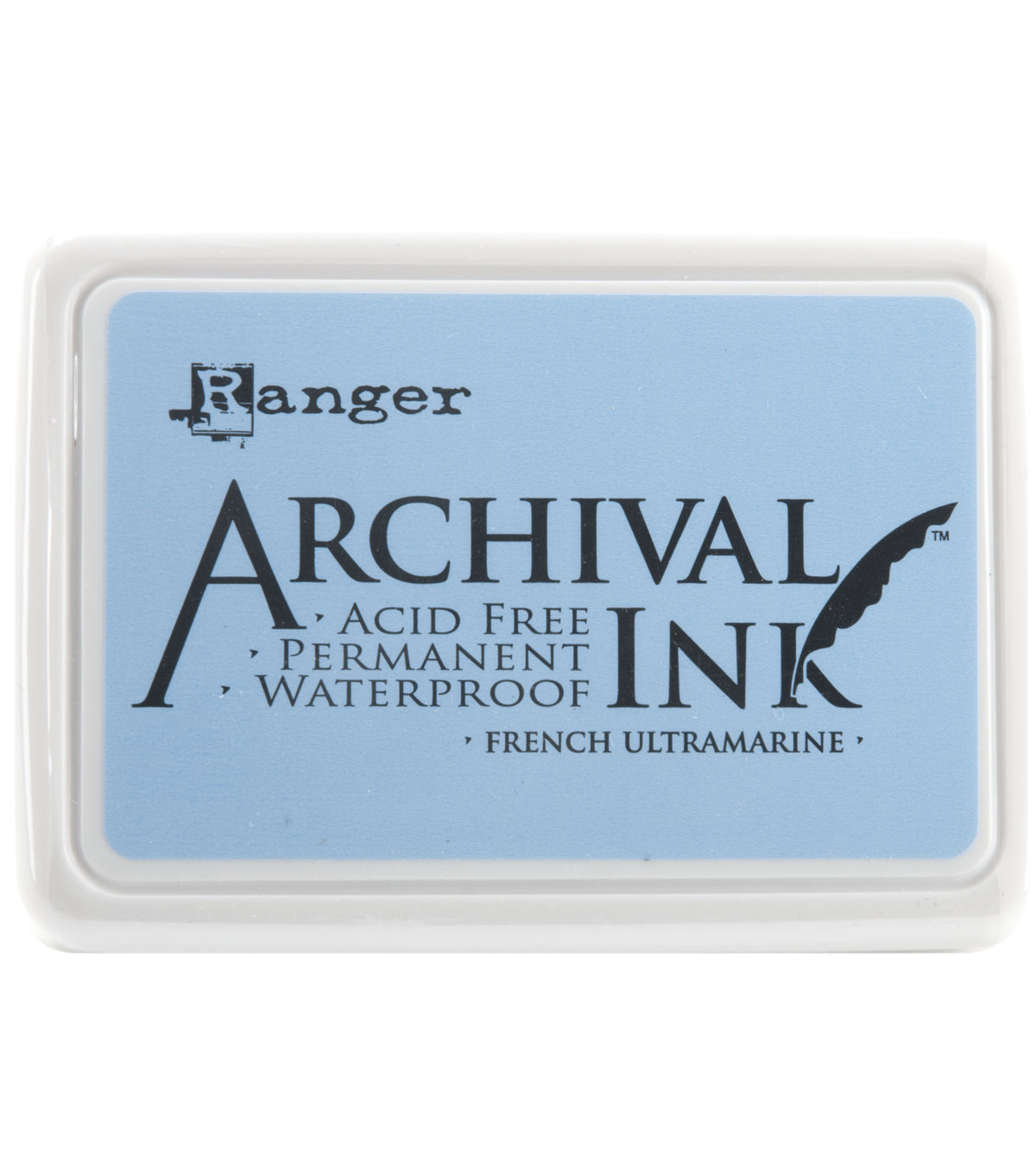Archival Inkpad, French Ultramarine