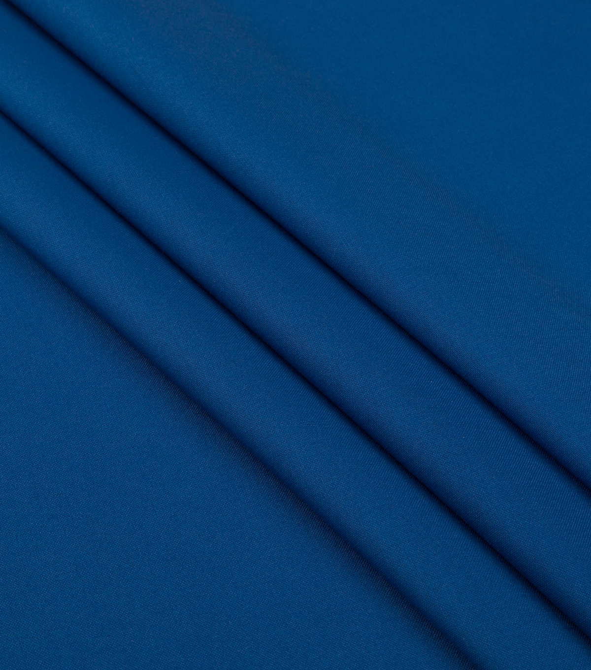 Wide Solid Cotton Fabric 108\u0022-Classic Blue