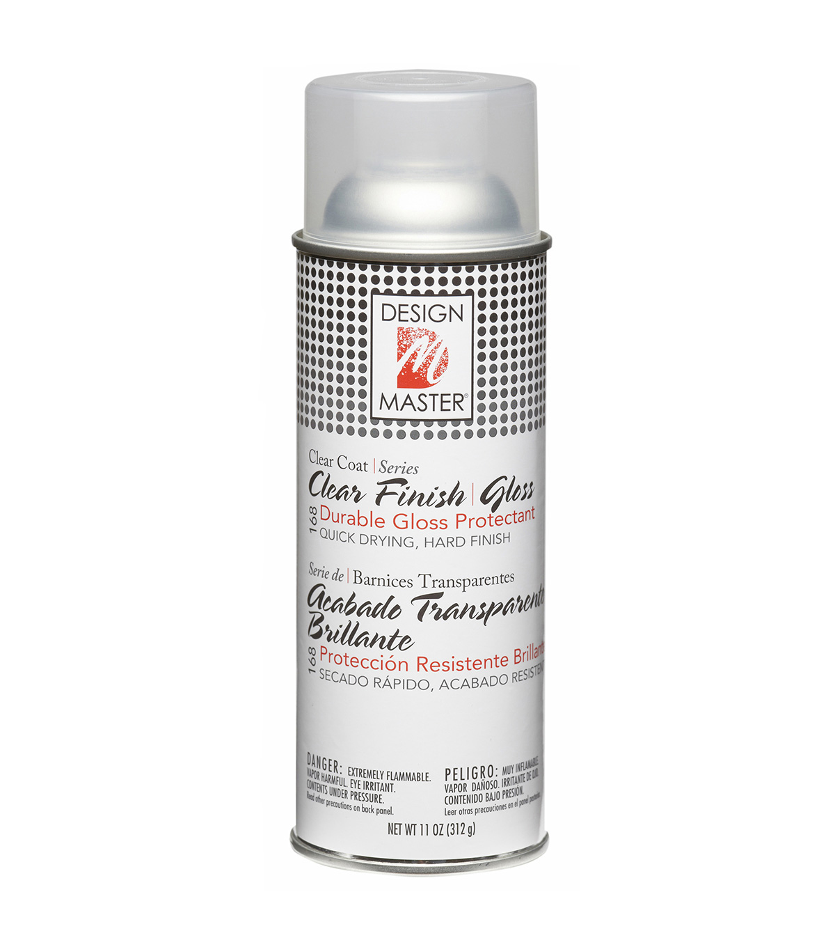 Home Decor Finish Aerosol Spray 12 Ounces-Clear Gloss