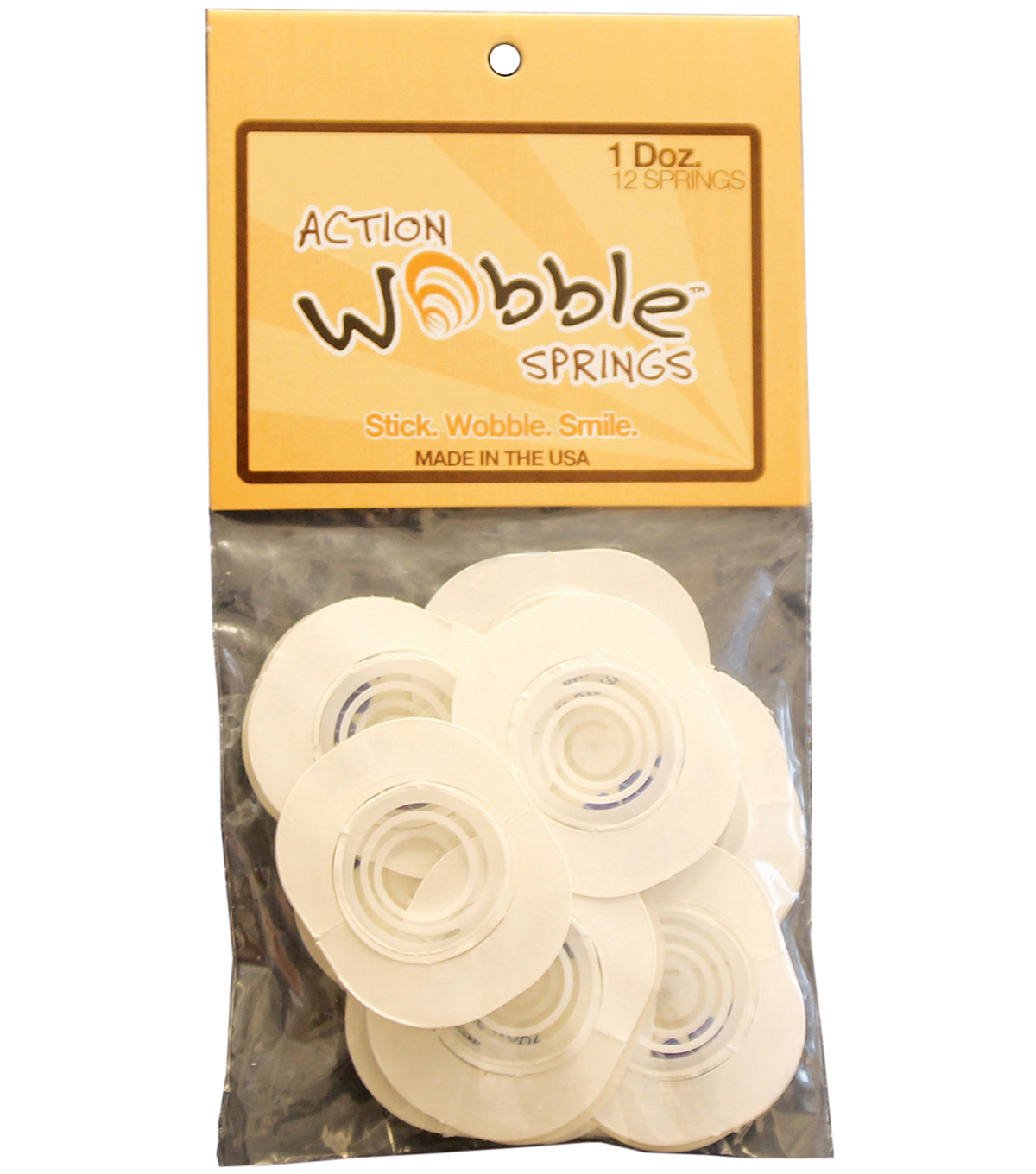 Action Wobble Springs 12 Per Package